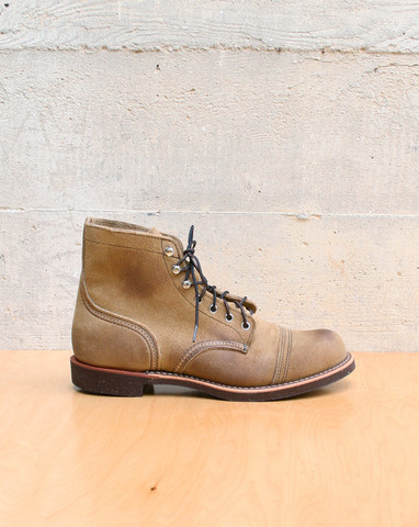 Iron Ranger Boot in Hawthorne By Red Wing