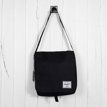Herschel Supply Bag Black Scottie Herschel Supply Co Bags At Denim Geek