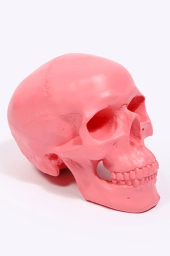 Urban Outfitters Bright Skull Money Bank