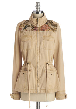 New Arrivals Falling For Foliage Jacket
