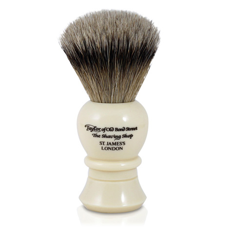 Taylor Of Old Bond Street Super Badger Shaving Brush Medium