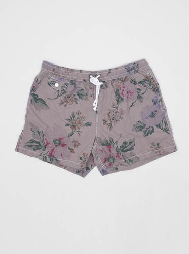 Hartford Boxer Swimshort Floral Present London