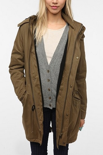 Bdg Surplus Parka Urban Outfitters