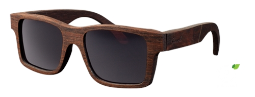 Shwood Wood Sunglasses The Original Wooden Eyewear Haystack Select Rosewood Walnut