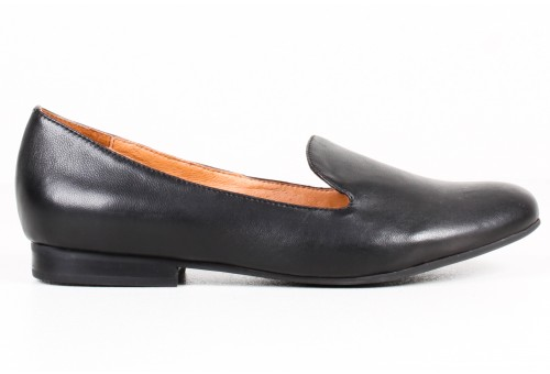 Oak jeffrey campbell black elegant loafer Oak