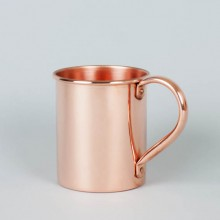 Restored Copper Mug