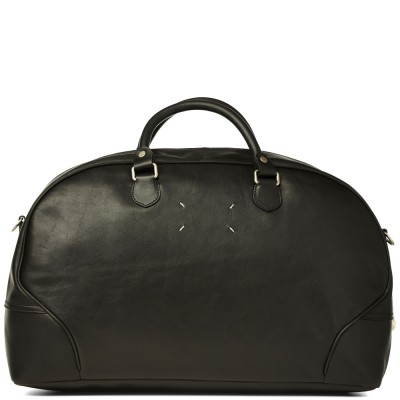 Maison Martin Margiela 11 Leather Holdall Black