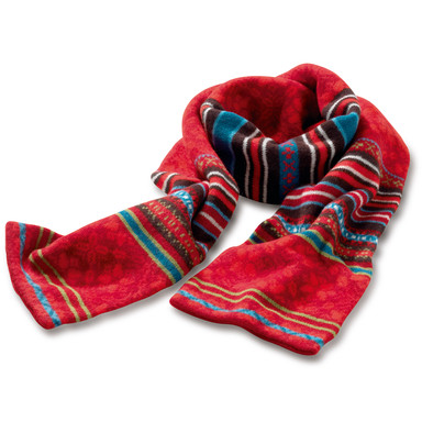 Eribe Fair Isle Ladies' Lambswool Scarf Manufactum