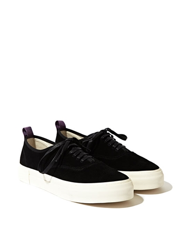 Eytys Unisex Mother Suede Sneakers Ln Cc