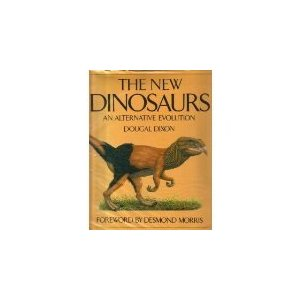 Amazon com The New Dinosaurs An Alternative Evolution 9780881623017 Dougal Dixon Desmond Morris Books