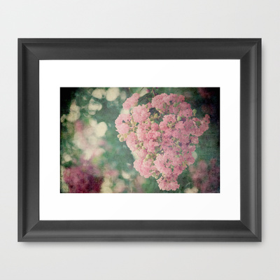 Much Happiness Framed Art Print by RDelean Society6