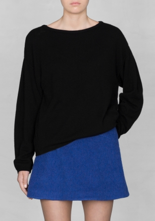 Other Stories Oversized Cashmere Sweater