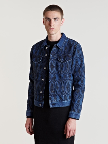 Dries Van Noten Men's Vegas Jacket Ln Cc