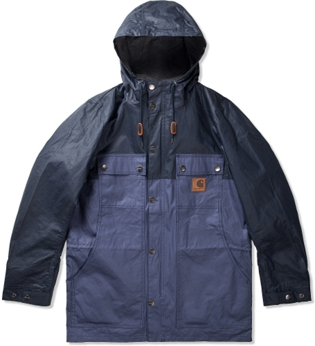 Carhartt Work In Progress Navy Blue Penny Roy Jacket Hypebeast Store