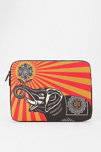 Shepard Fairey X Incase 13 Laptop Case Urban Outfitters
