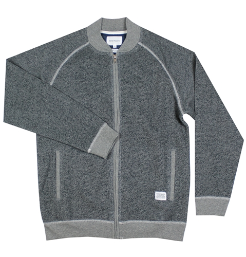 Norse Projects Ryan Sport Loomed Flame Jacket Huh. Store