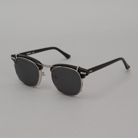 Ronsir Clip On Ebony Polarized Grey Oi Polloi