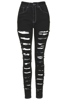 Shredded Jeans By The Ragged Priest Jeans Clothing Topshop