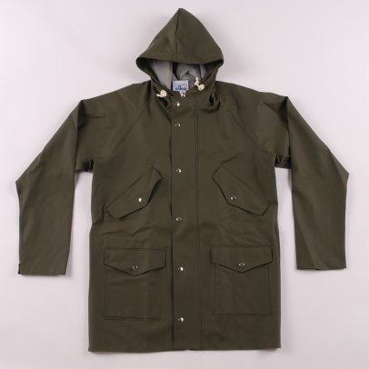 Norse Projects Elka Parka Green