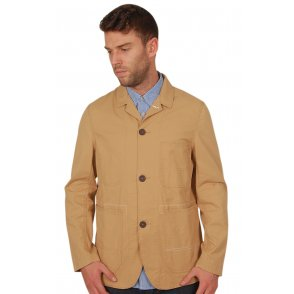 Buy Universal Works Ferryman Jacket in Sand Aphrodite Clothing UK