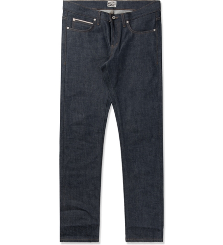 Naked Famous Mid Blue Super Skinny Jeans Hypebeast Store. Shop Online For Men's Fashion Streetwear Sneakers Accessories