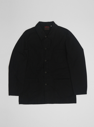 Vetra Workwear Jacket Dark Navy Present London