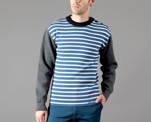 Hixsept Mix Orchestra Armor Lux Breton on sale at L Exception