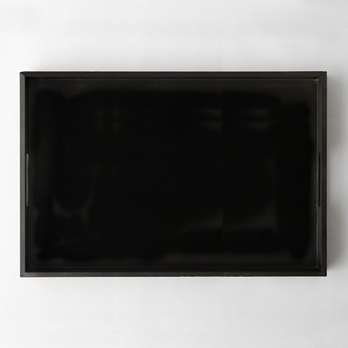 Large Rectangle Lacquer Trays West Elm
