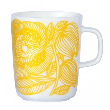 Kurjenpolvi Mug 2 5 Dl Marimekko In Good Company Dishware Tableware Finnish Design Shop
