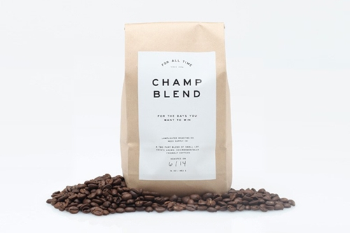 For All Time Champ Blend Coffee Hypebeast