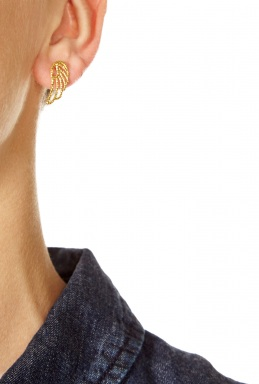 Phoebe Coleman Fly Away With Me Stud Earrings By Phoebe Coleman