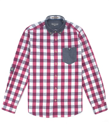Checked shirt KANOLI by Ted Baker