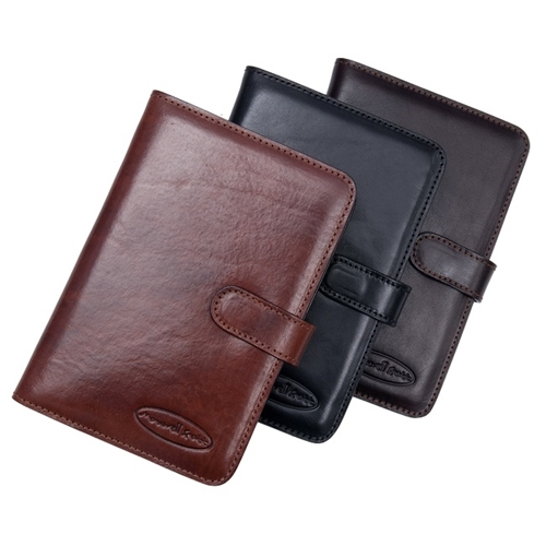 Win A Maxwell Scott Leather Travel Wallet