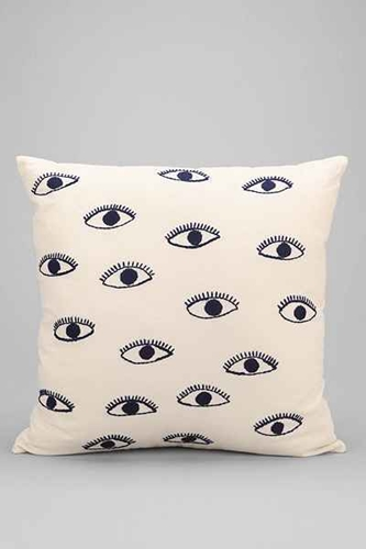 Magical Thinking Embroidered Eye Pillow Urban Outfitters