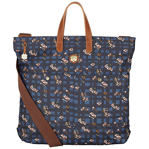 nica nica maya tote bag floral navy  45 sold out buy at johnlewis com ...