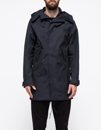Transit Issue Parka
