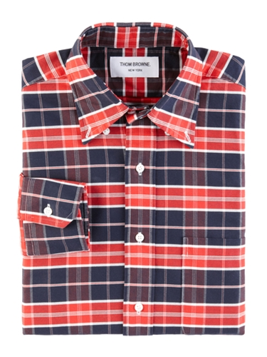 Thom Browne CLASSIC OXFORD SHIRT MWL001AW5220