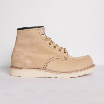 Red Wing Boots Hawthorne 6 Moc Toe Buy Mens Designer Footwear At Denim Geek Online.