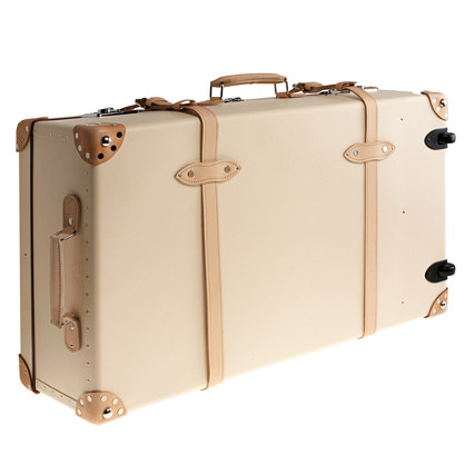 Collection Globe Trotter Centenary 33 extra deep suitcase with wheels bags Men s accessories J Crew