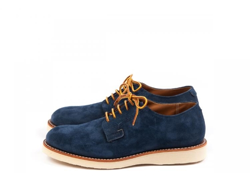 Red Wing Shoes Red Wing Shoes 3105 Postman Oxford Blueberry M