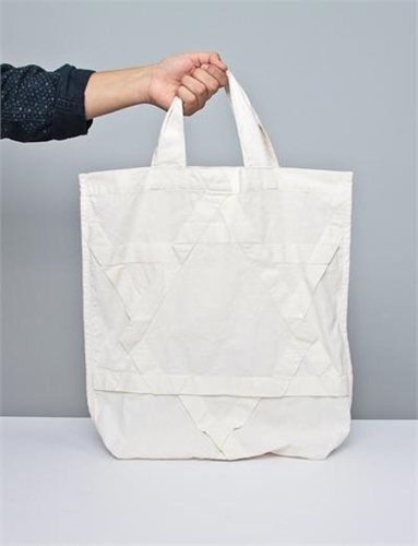Cosmic Wonder Tsg's Hex Prigami Bag Natural