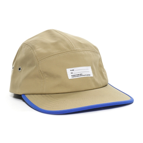 Haven Nylon Camp Cap Beige