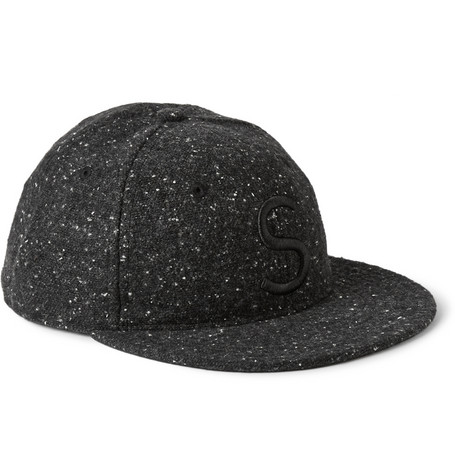 Saturdays Surf Nyc Embroidered Boucle Baseball Cap Mr Porter