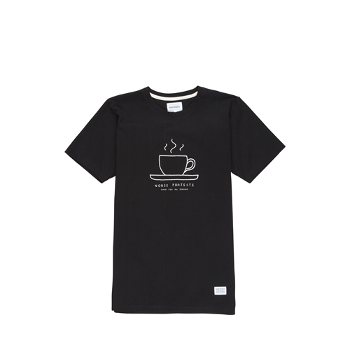 Norse Projects Niels Mondays Tea Cup T Shirt Norse Projects