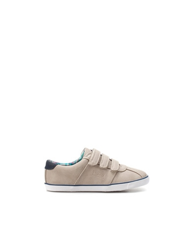 NATURAL PLIMSOLE Shoes Boy 2 14 years Kids ZARA Canada