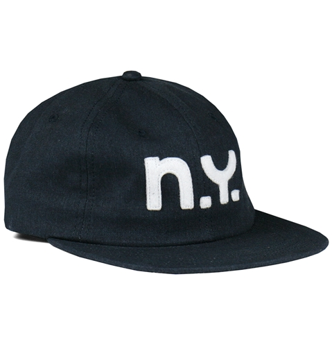 Only Ny Ny Polo Hat In Navy Huh. Store