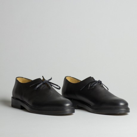 Royal Republiq Jodiq New Oxford Shoe Black R E S T O R E D
