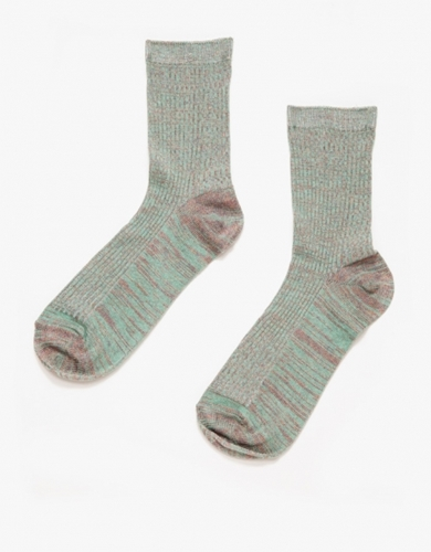 Crew Socks In Oxidized