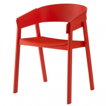 Cover Chair Red Muuto Cover Chairs Furniture Finnish Design Shop