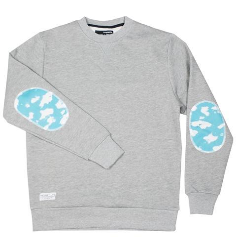 The Quiet Life Cloud Professor Sweatshirt Huh. Store
